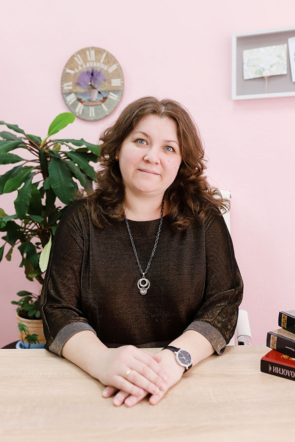 Алешина Наталья Германовна