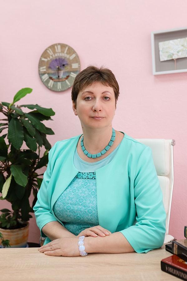 Ботова Ольга Олеговна