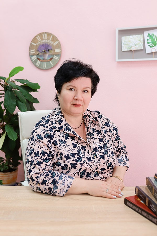 Гаврина Стелла Михайловна