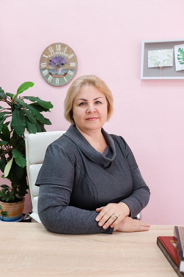 Крылова Наталья Вячеславовна