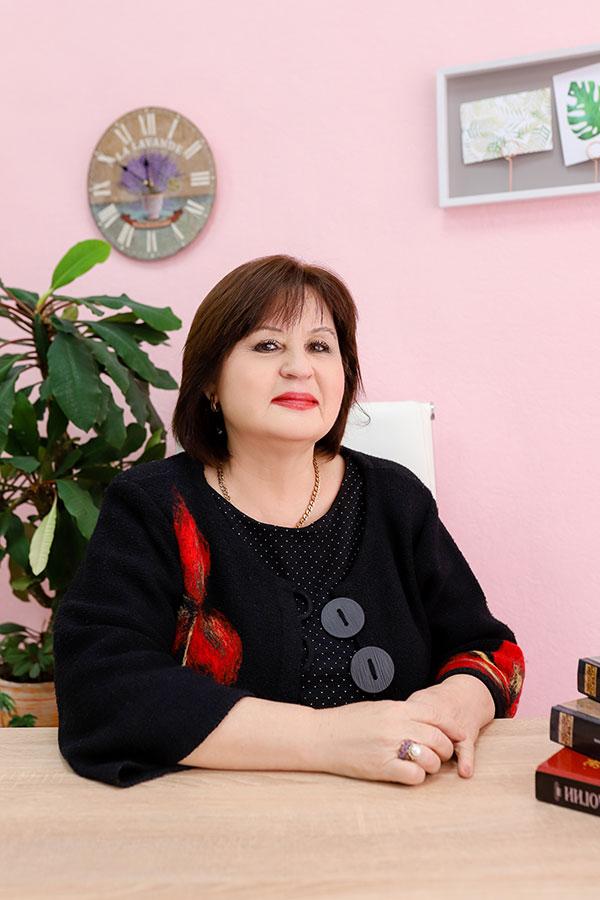 Кузнецова Алла Петровна