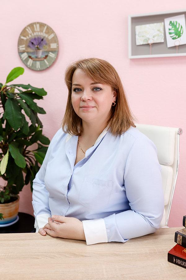 Лосева Марина Михайловна