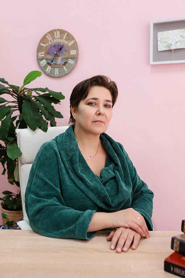 Неганова Татьяна Васильевна